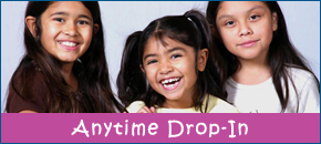 Anytime Drop-In - Child Care Services